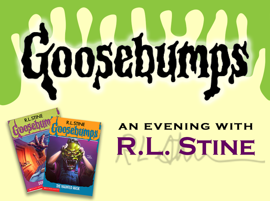 Goosebumps graphic